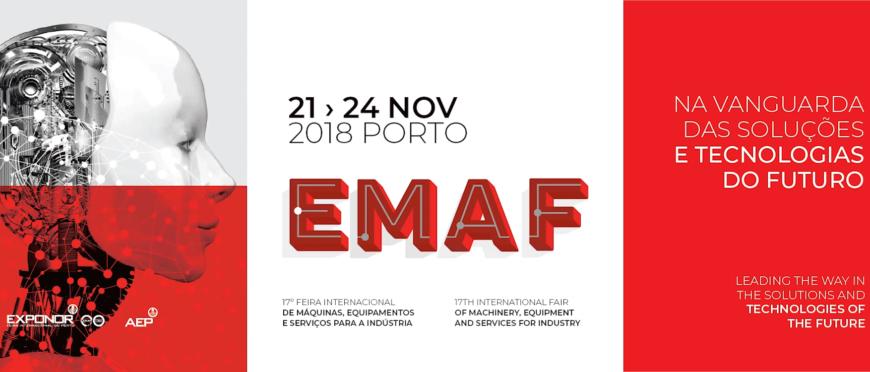 Fiera EMAF 2018 – PORTUGAL