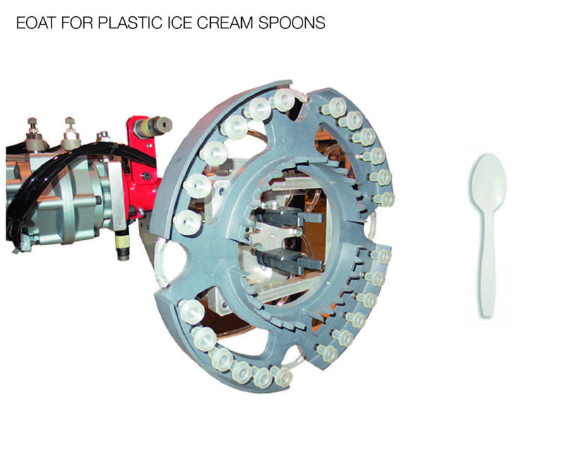EOAT_for_plastic_ice_cream_spoons
